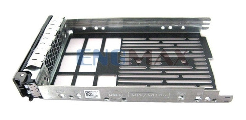 gaveta hd sas sata 3.5 p/ servidor dell poweredge r410 r610