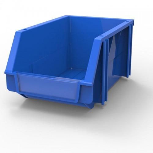gaveta  modular abierta  organizador plástico