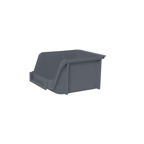 gaveta plástica gris 5.5x4x3  125208 surtek