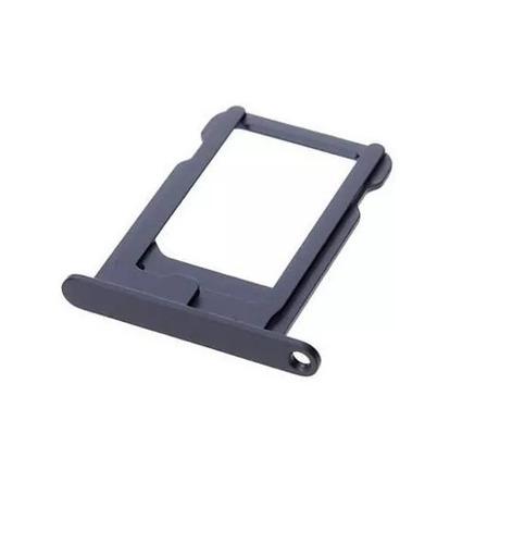 gaveta suporte bandeja tray iphone 5 5s se sim chip - preto