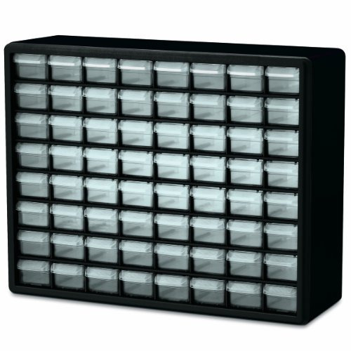 gavetas de plastico piezas almacenamiento akro-mils 10164 64