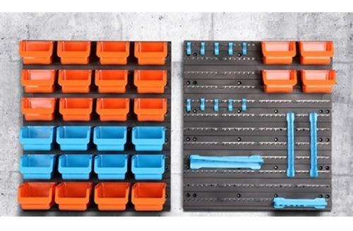 gaveteiro estante com organizador de ferramentas prateleira