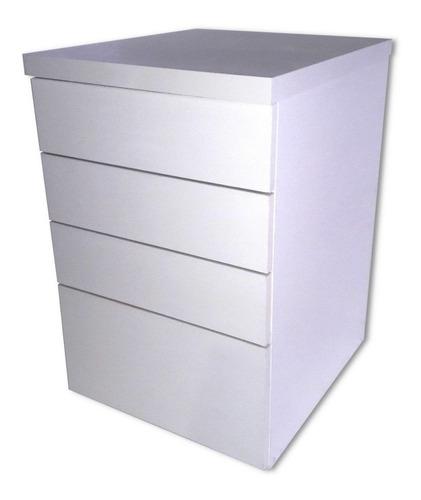 gaveteiro gavetão criado mudo mdf guarda roupa escritório