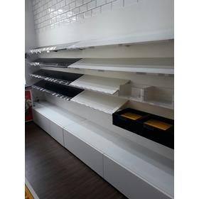 Gaveteiro,prateleiras, Nicho, Mobiliário Para Loja, Comercio