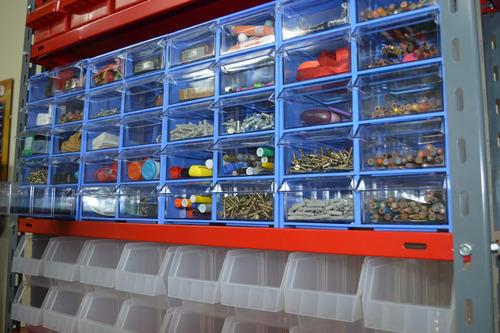 gavetero fury 10 cajones organizadores estanterias racks