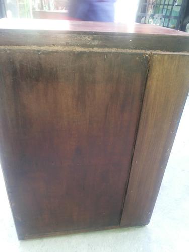 gavetero para closet en madera y mdf pequeño (usado)