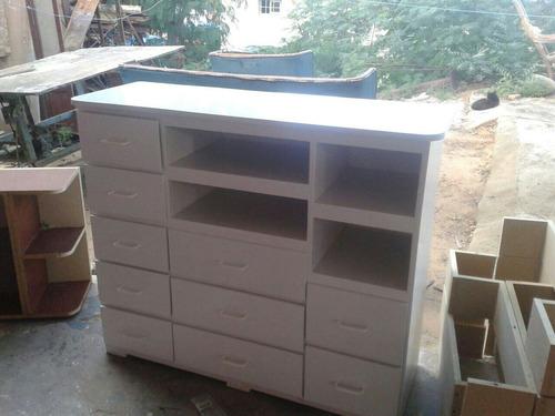 gaveteros buenos bonitos y baratos en mdp con madera de pino
