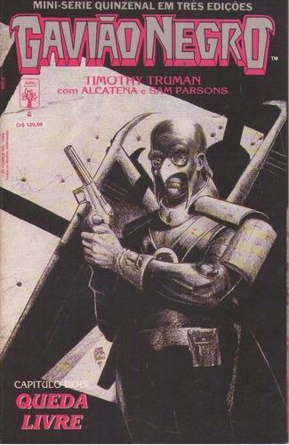 gavião negro (em 03 edições completas)
