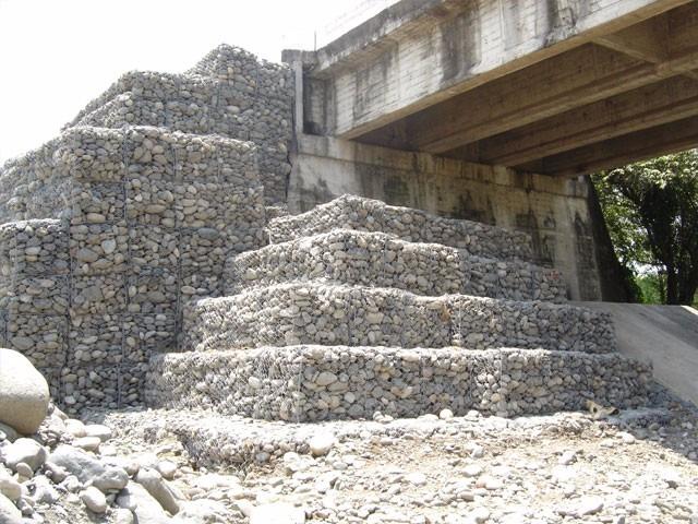 gaviones decorativos de piedra paredes medida gaviones de alambre - muros de contención