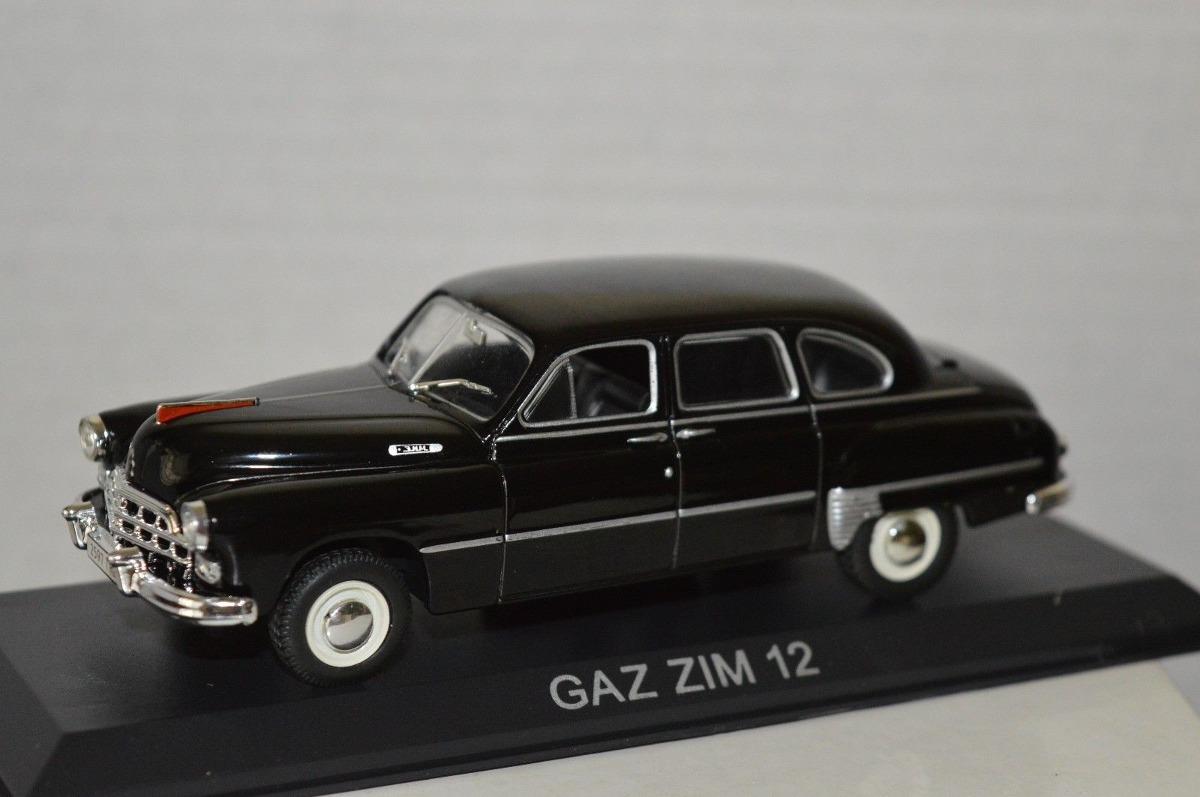 Gaz Zim 12 Legendarios Autos Rusos 1 43 Ixo Models 345 00 En