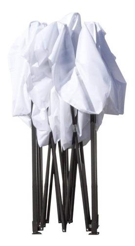 gazebo plegable autoarmable 3x3 impermeable exahome bolso