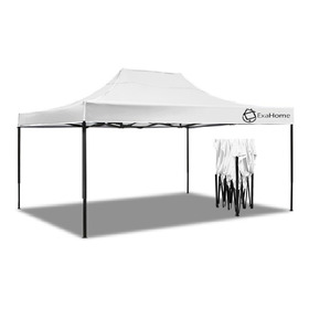 Gazebo Plegable Exahome 4.5x3 Impermeable + Bolso Y Estacas