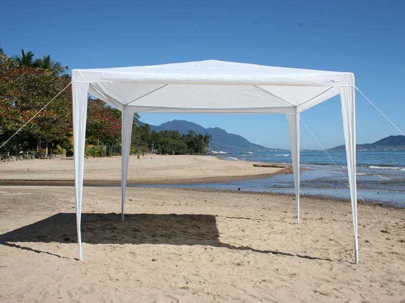 gazebo tenda 3x3 praia camping barraca reforçada + bolsa mor. Carregando  zoom... gazebo tenda camping. Carregando zoom. 746fb8f508