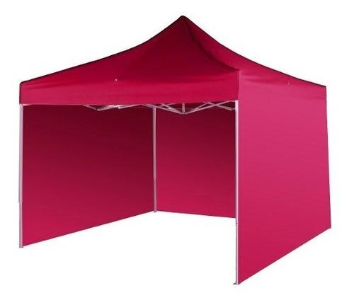 gazebos plegables 4 paredes 3x3 impermeable camping