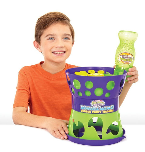 gazillion torbellino burbuja juguete