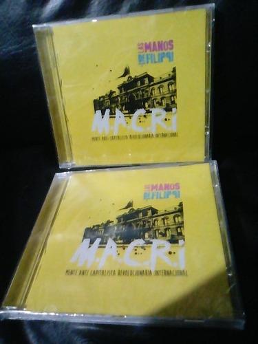 gazpacho tendrias que escuchar cd nuevo original