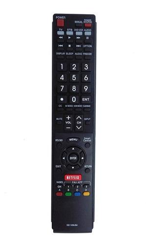 gb118wjsa nuevo substituido remoto para sharp aquos tv