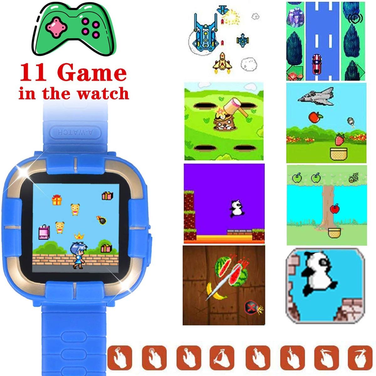 Gbd 2018 Nuevos Juegos Para Ninos Reloj Inteligente Rastr