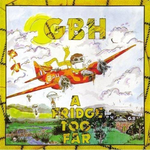 """Resultado de imagem para G.B.H. – """"A Fridge Too Far"""""""