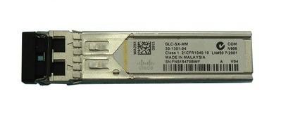 gbic transceptor módulo de fibra óptica cisco glc-sx-mm