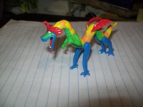 gcg alebrije de plastico de la revista big bang dragon