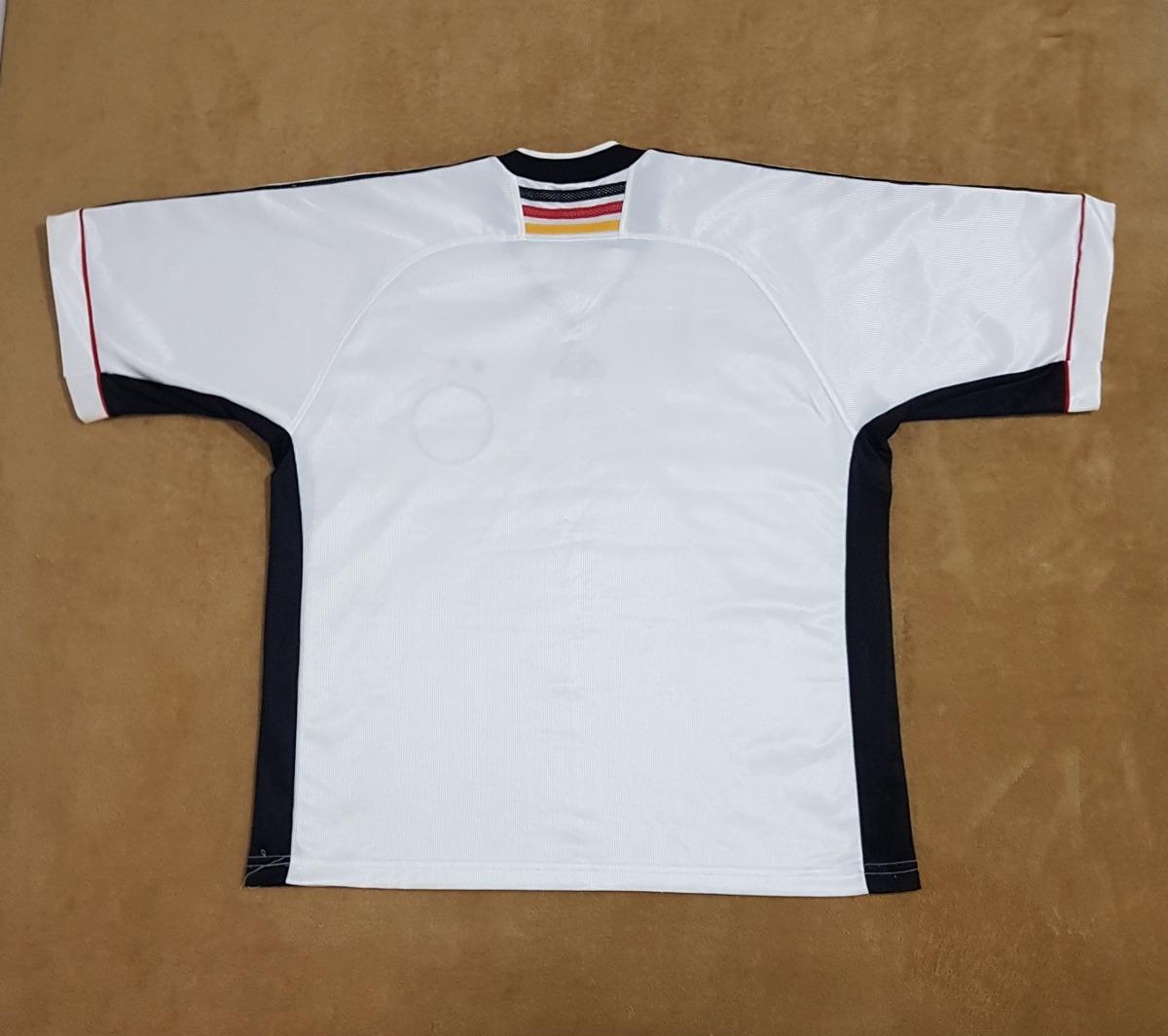 b7e2950511 gcr01 camisa oficial alemanha copa 1998 gg 73x59. Carregando zoom.