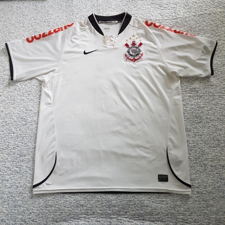 3902e98a5b Gcr31 Camisa Oficial Corinthians 2009 2010  9 Gg 79x61 - R  180