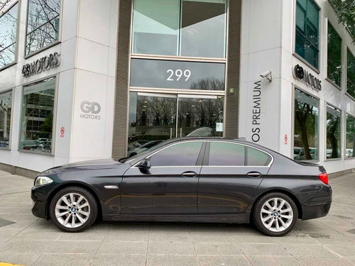 gd motors bmw 535 executive 306cv 2011 serie 5 gris