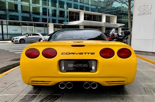 gd motors chevrolet corvette z06 manual amarillo 02 pat 2014