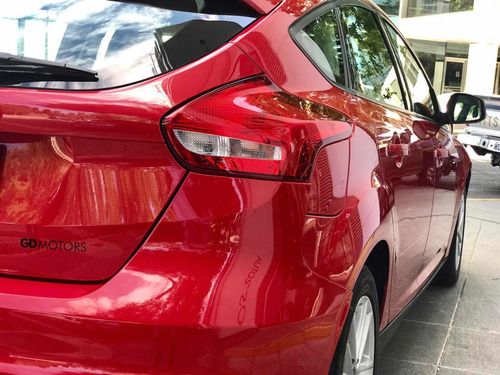 gd motors ford focus iii 1.6 s 2016 unico dueño service of
