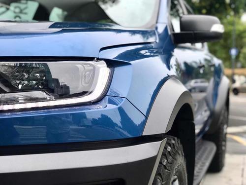 gd motors ford ranger raptor2021 unico dueño en garantía 0km