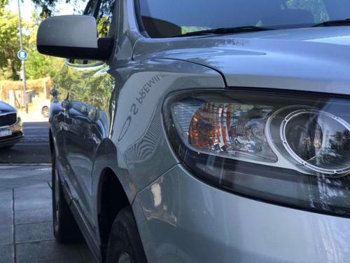 gd motors hyundai santa fe crd u/dueño 98000 km 7as aut