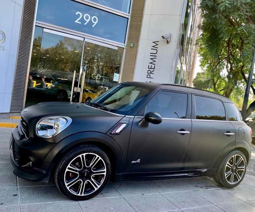 gd motors mini cooper  countryman j c works 211cv