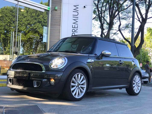 gd motors mini cooper s 2013 1.6t 184cv 59000 km impecable