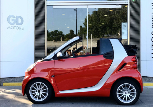 gd motors smart fortwo cabrio 1.0 84cv unico dueño serv of