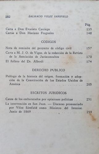 gdes esc argentinos / páginas magistrales / vélez sárfield