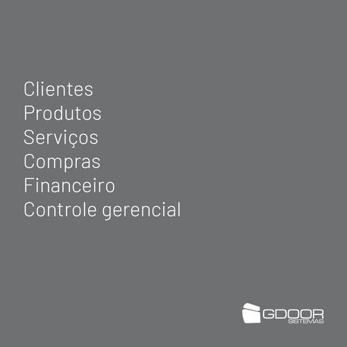 gdoor sistemas de automação