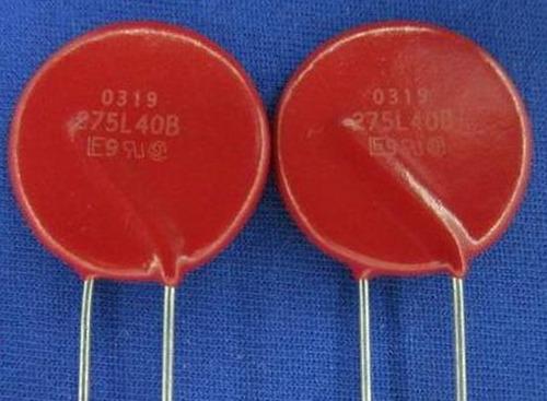 ge 275l40b = nte524v27 varistor 275 volt 140 j 6,5 k amp