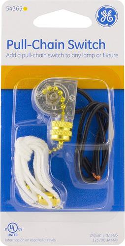 ge conmutador de extracción-54365 cadena