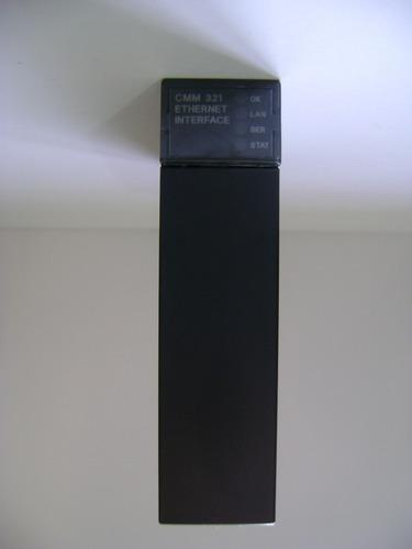 ge fanuc 9030 modulo ic693cmm321-ef ethernet