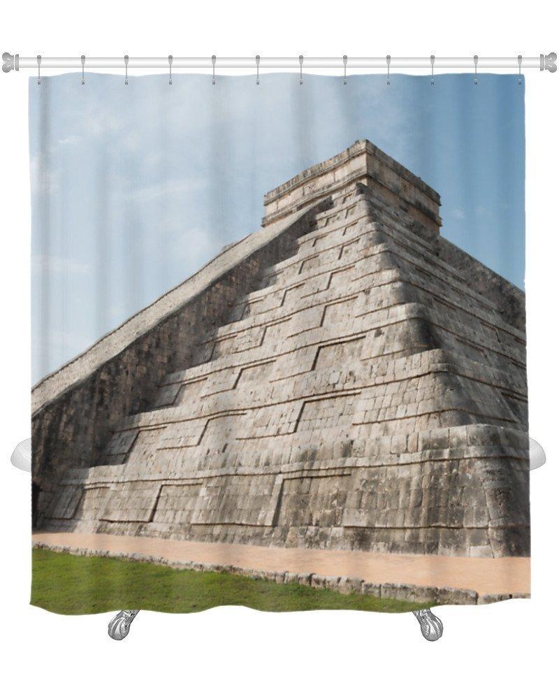 Gear New Pyramid Of Kukulcan Chichen Itza Ruins Yucatan Mex  # Muebles Kukulkan