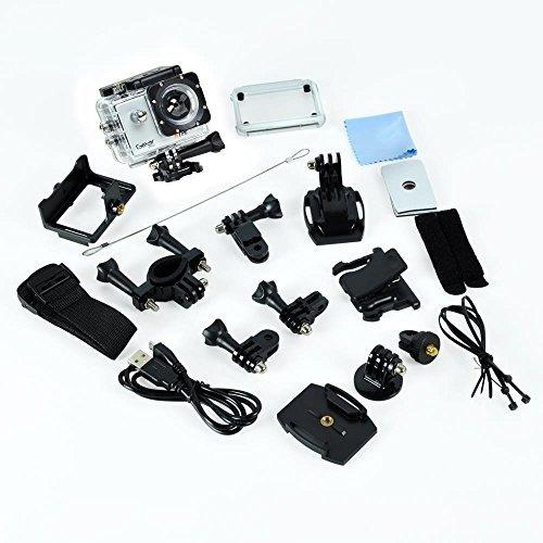 gear pro sports action 4k hype cam  camara de accion wifi ul