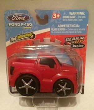 gear'd up junior vehículos ~ ford f-150 (rojo)