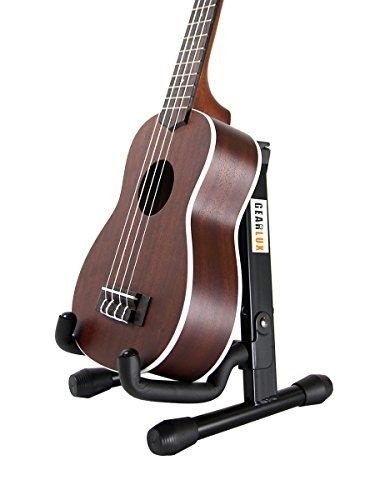 gearlux stand para ukulele, mandolina o violín