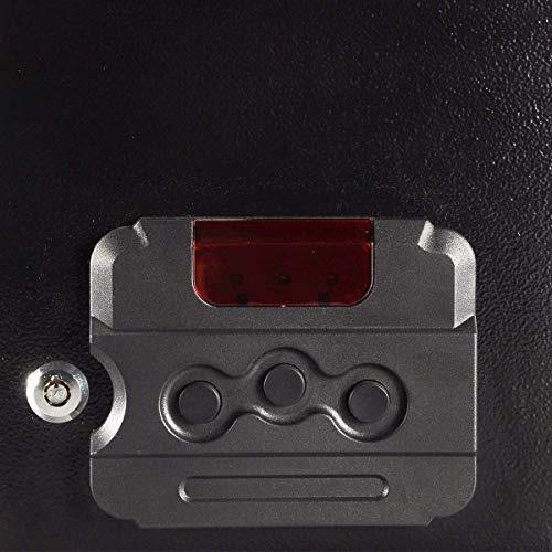 gearmart pistola safe acceso rápido handgun safe con estant
