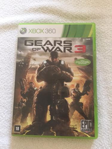 gears of war 3 para xbox 360.