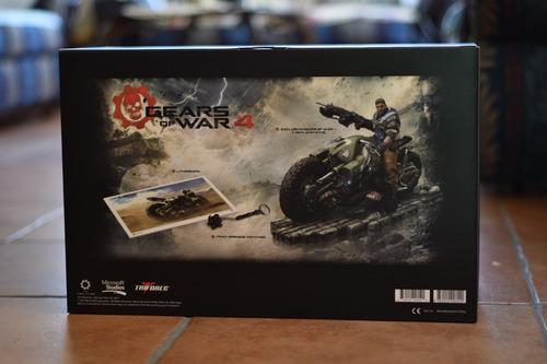 gears of war 4 collectors edition xbox one con juego