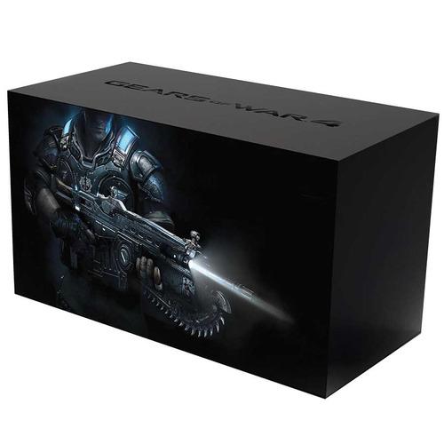 gears of war 4 collectors edition xbox one sellado sin juego