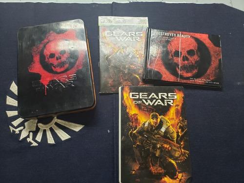 gears of war edicion especial xbox 360