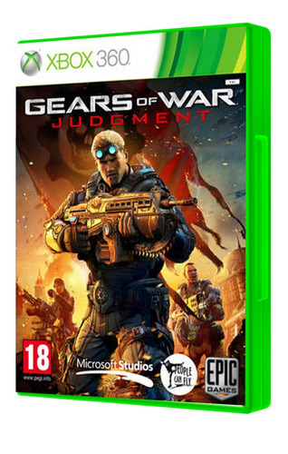 gears of war judgment  xbox 360 nuevo en igamers promocion